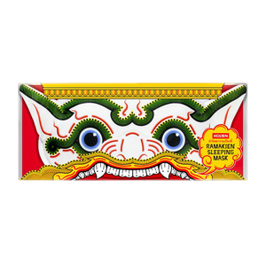 Ramakien Sleeping Mask - HANUMAN - Travel Recommends Shop