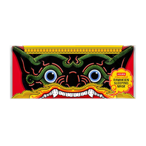Ramakien Sleeping Mask - NILAPAT - Travel Recommends Shop