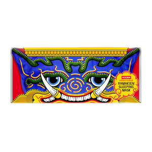 Ramakien Sleeping Mask - WIROONHOK - Travel Recommends Shop