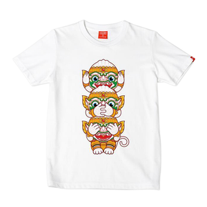 Ramakien T-Shirt Collection - Hanuman Utalut - Travel Recommends Shop