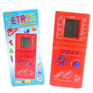 Tetris Brick Game 99 in 1 (Random Colors) - Travel Recommends Shop