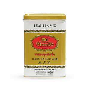 Thai Tea (Extra Gold) - Sachet Packed in can 125g. - Travel Recommends Shop