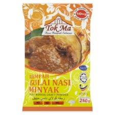Tok Ma Nasi Minyak Gravy Powder 250g (Groceries) -Travel Recommends Shop