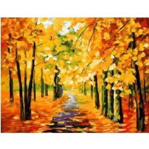 [Pre-order] 40 x 50cm DIY Paint by Numbers Canvas Set - Design E5005 - Travel Recommends Shop