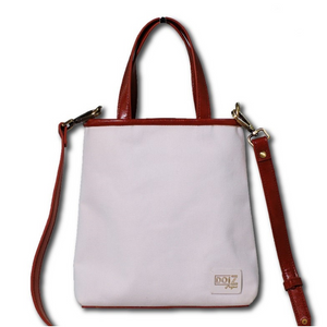 DOI2 PROJECT Waterproof Canvas Mini - Creamy White - Travel Recommends Shop