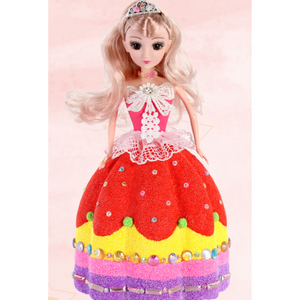 Beautiful Princess Foam Clay Doll – Moon Princess - Travel Recommends Shop