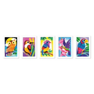 Creative Sand Art – Garden Birds - Travel Recommends Shop
