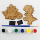 Dinosaur Magnet Kit Pack Of 2 - Design Triceratops And Brontosaurus - Travel Recommends Shop
