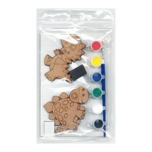 Dinosaur Magnet Kit Pack Of 2 - Design T-Rex and Stegosaurus - Travel Recommends Shop