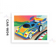 Sand Art – Car Series (Medium) - Design CAR-W04 - Travel Recommends Shop