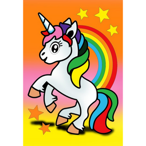 Sand Art – Unicorn Series (Medium) - Design UNI-W03 - Travel Recommends Shop