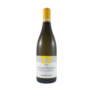 2015 Domaine Jean Marc Pillot Chassagne Montrachet 1er Cru Les Caillerets - Travel Recommends Shop