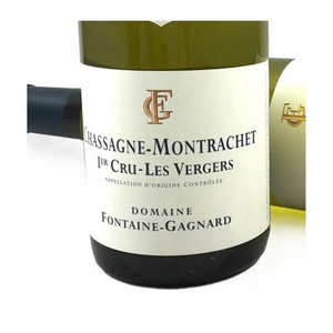2011 Fontaine Gagnard Chassagne Montrachet 1er Cru 'les Vergers' - Travel Recommends Shop