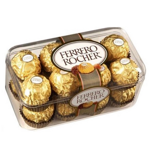 Ferrero Rocher Chocolate - T16 - Travel Recommends Shop