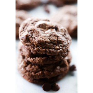 Double Chocolate Chip Cookie - 3kg Tin - Travel Recommends Shop