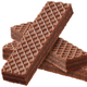 Belgium Chocolate Wafer - 3kg Tin