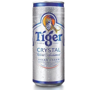 Tiger Crystal 320ml - Travel Recommends Shop