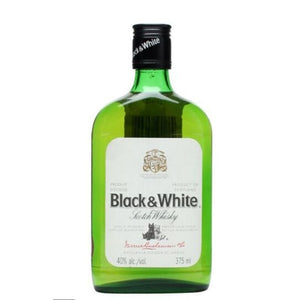 Black & White Whisky 375ml - Travel Recommends Shop
