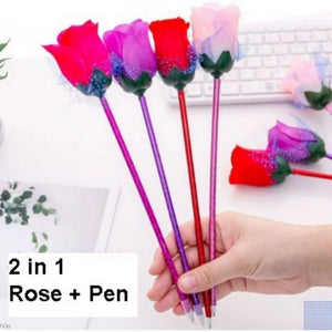 Forever Rose (2 in 1 Rose + Pen) - Travel Recommends Shop