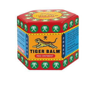 Tiger Balm Red - STD Ointment 19.4g - Travel Recommends Shop