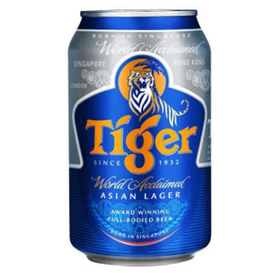 Tiger Beer 330ml - Travel Recommends Shop