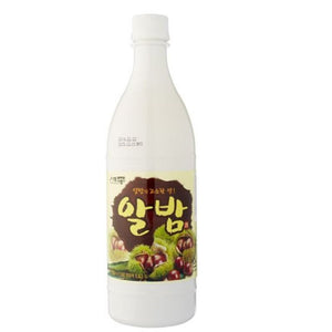 Sejong Chestnut Makgeolli (750ml) - Travel Recommends Shop
