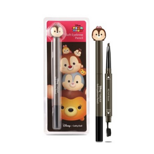 Cathy Doll (M) Soft Eyebrow Pencil 0.28g #04 Dark Brown