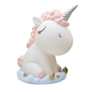 Silicone Coin Bank Painting – Unicorn - Travel Recommends Shop