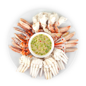 Ready-to-Eat Crab 1 kg. | ปูพร้อมทาน 1 กก. - Travel Recommends Shop