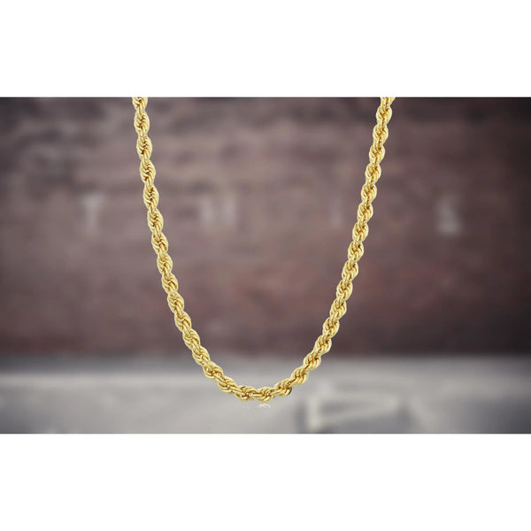 3mm rope chain