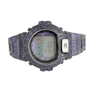 iced out g shock
