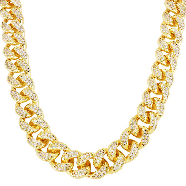 cuban link chain 20mm