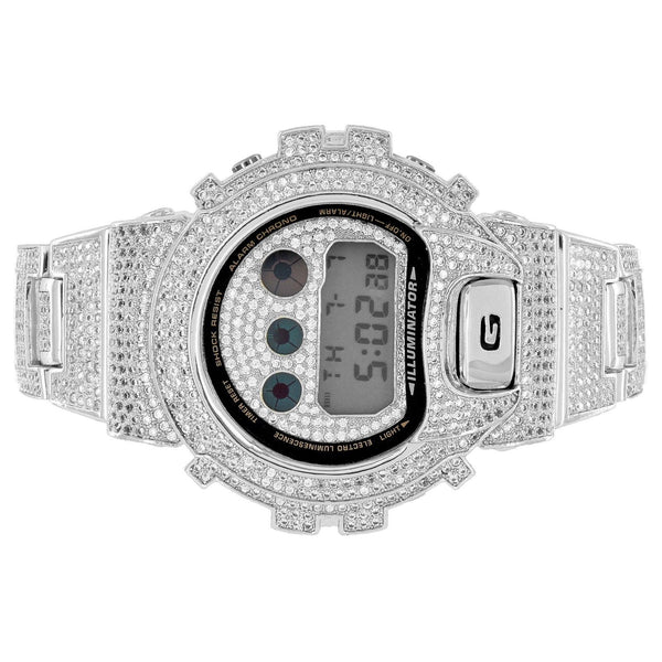 diamond g shock
