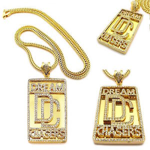 Dream Chasers Chain (Meek Mill)