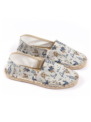 Espadrilles | Free as a Bird