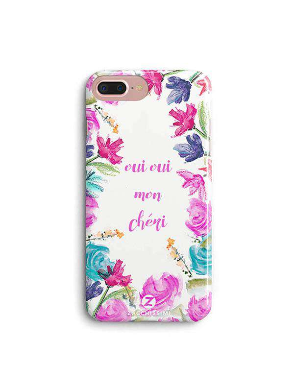 Zacchissimi-mobile-cover-iphone-case Design Flower pattern
