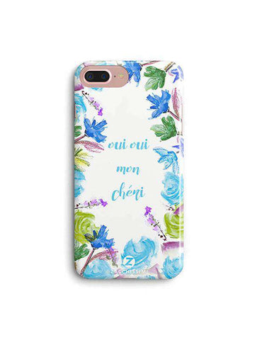 Phone Case - Oui Oui Blue