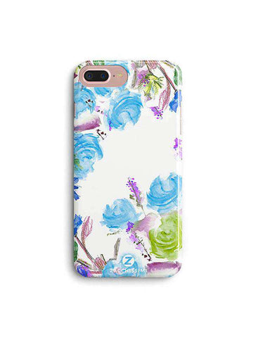 Phone Case - Boho Blue