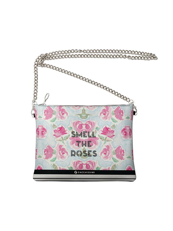 Leather Bag | Smell the Roses