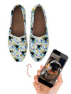 Espadrilles Shoes | Free as a Bird Flowers Blue