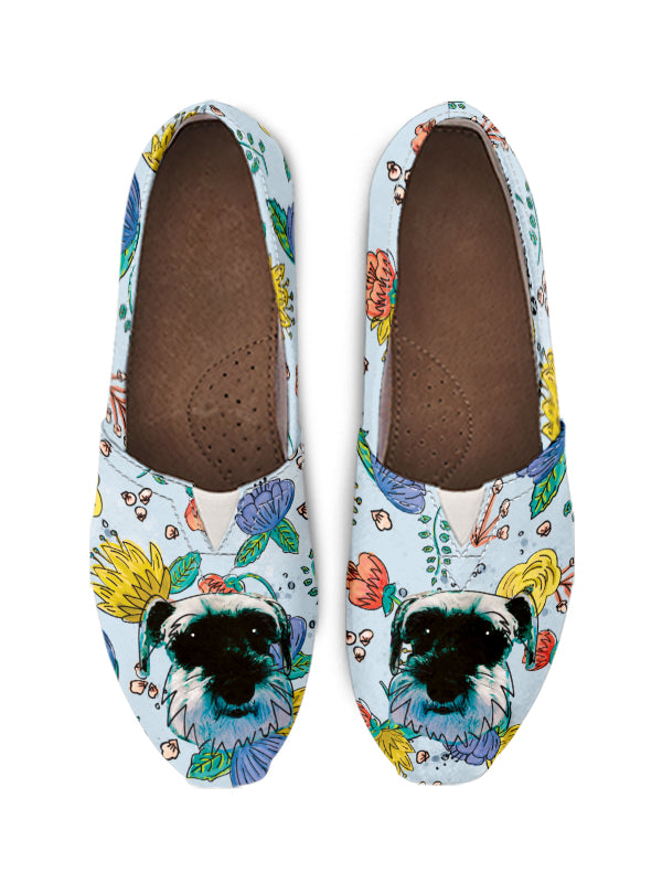 Custom Personlised Espadrilles Dog Cat Shoe