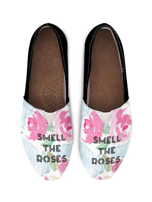 Espadrilles | Smell the Roses, , Zacchissimi, pattern, design