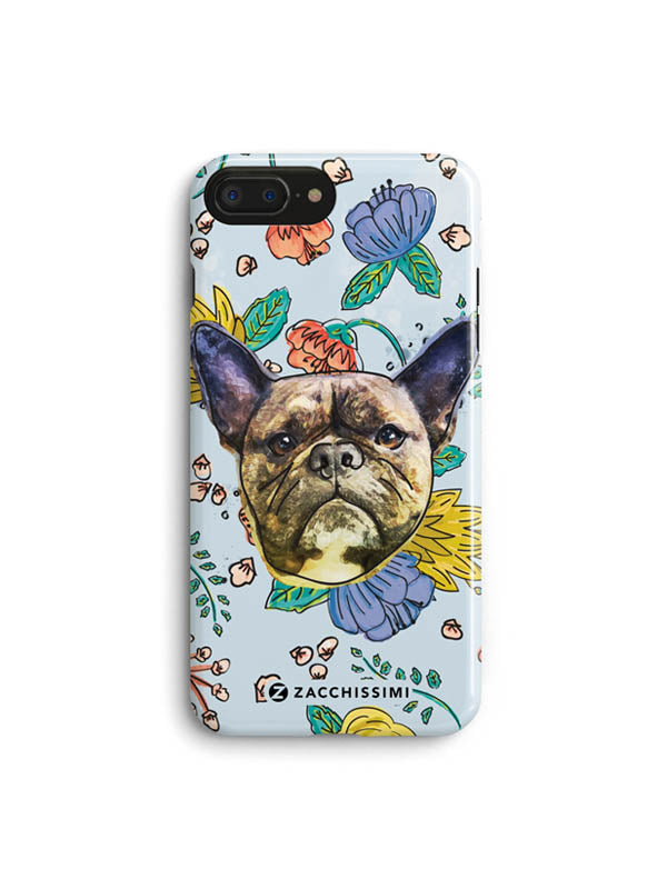 Custom personalised phone cover dog and cat