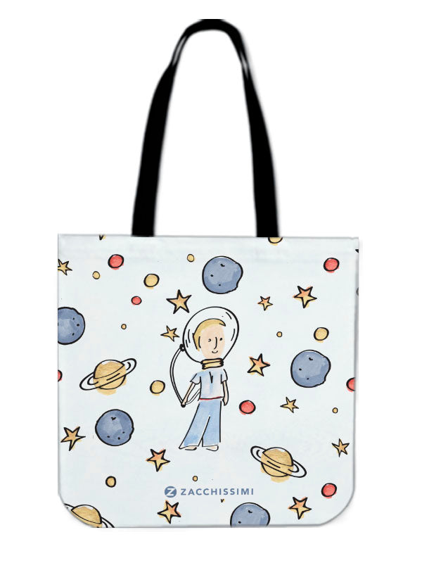 Cute Tote Bag | Little Astronaut