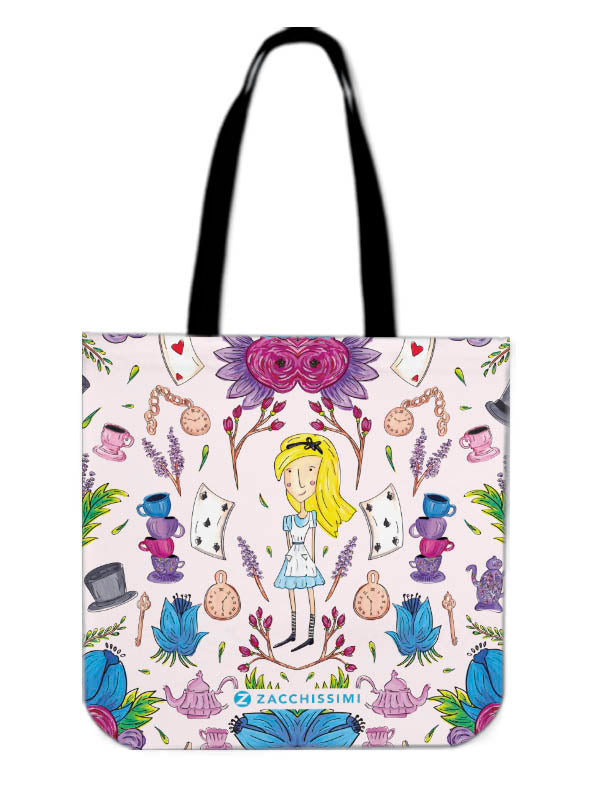 Wonderlust | Alice in Wonderland Inspired Tote Bag