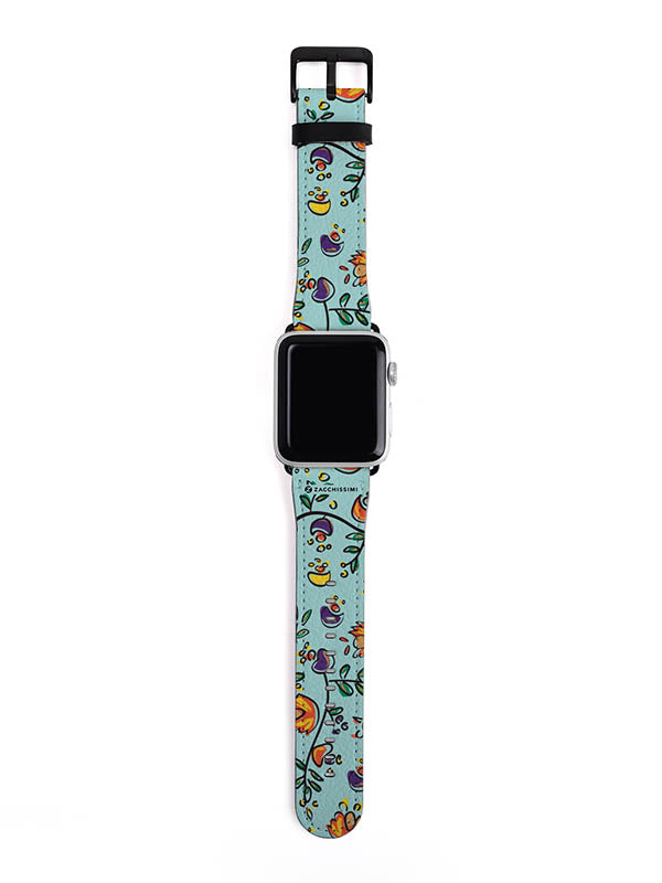 Apple Watch Strap | Good Vibes Green