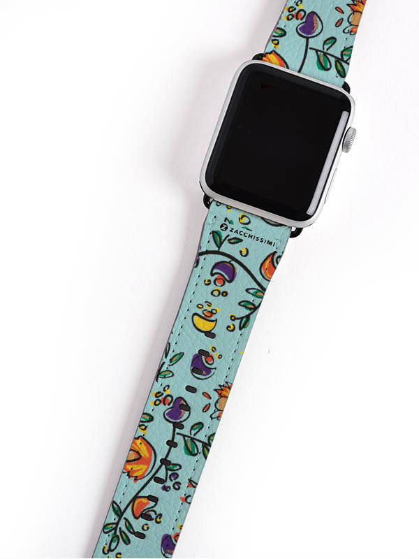 Kit Phone Case & Watch Strap | Good Vibes Green