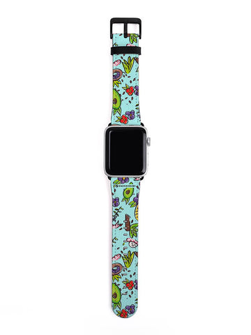 Kit Phone Case & Watch Strap | Oh La La