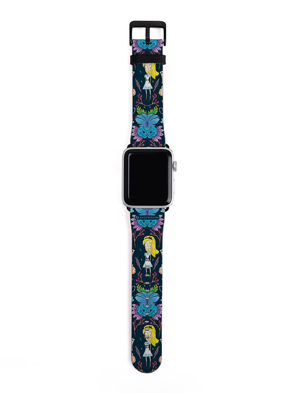 Kit Phone Case & Watch Strap | Wonderlust Blue