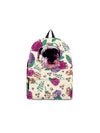 Personalised Painted custom dog cat backpack